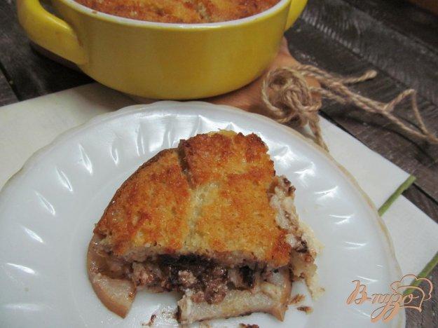 фото рецепта: Хлебный пудинг