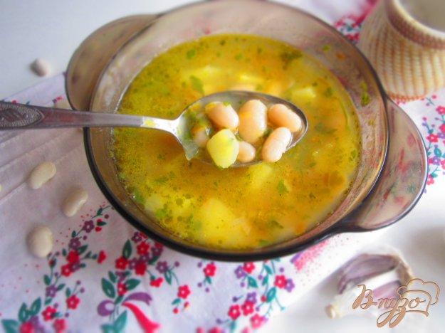фото рецепта: Фасолевый суп