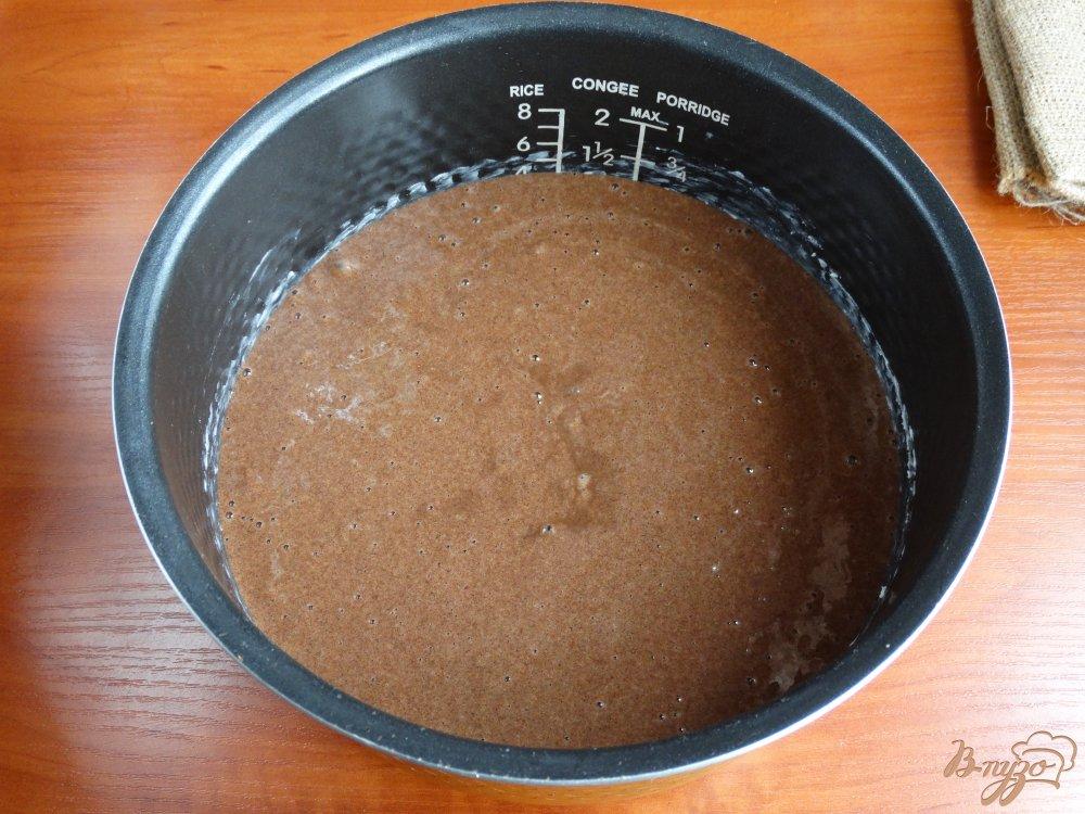 Бисквит на молоке в мультиварке пошаговый рецепт с