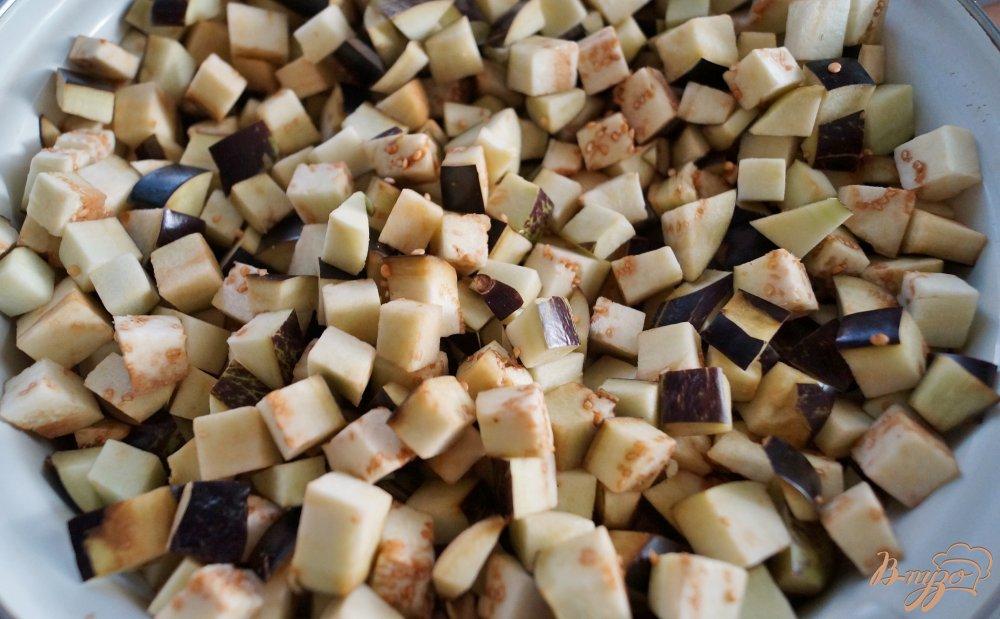 Рецепт Баклажаны как грибы на зиму