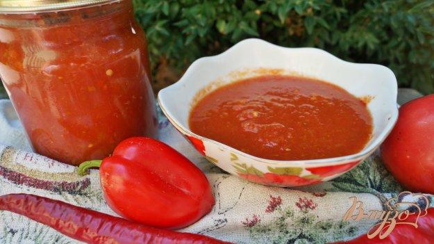 фото рецепта: Сливовый кетчуп