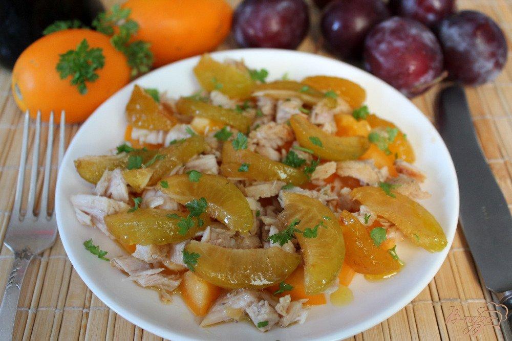 Салат из мяса кролика рецепты с фото