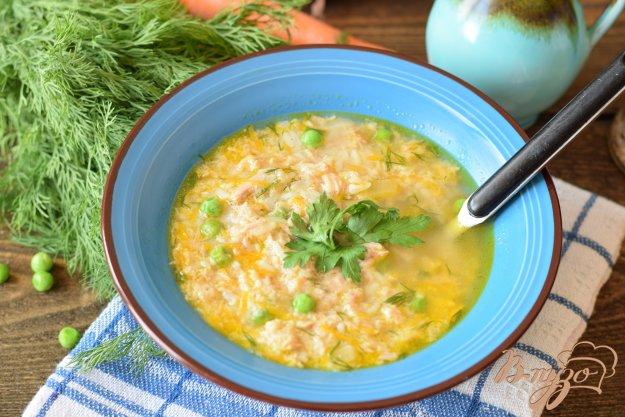 Швидкий рибний суп з тунцем. Як приготувати з фото