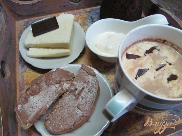 Какао зі сметаною шоколадом і масло-какао. Як приготувати з фото