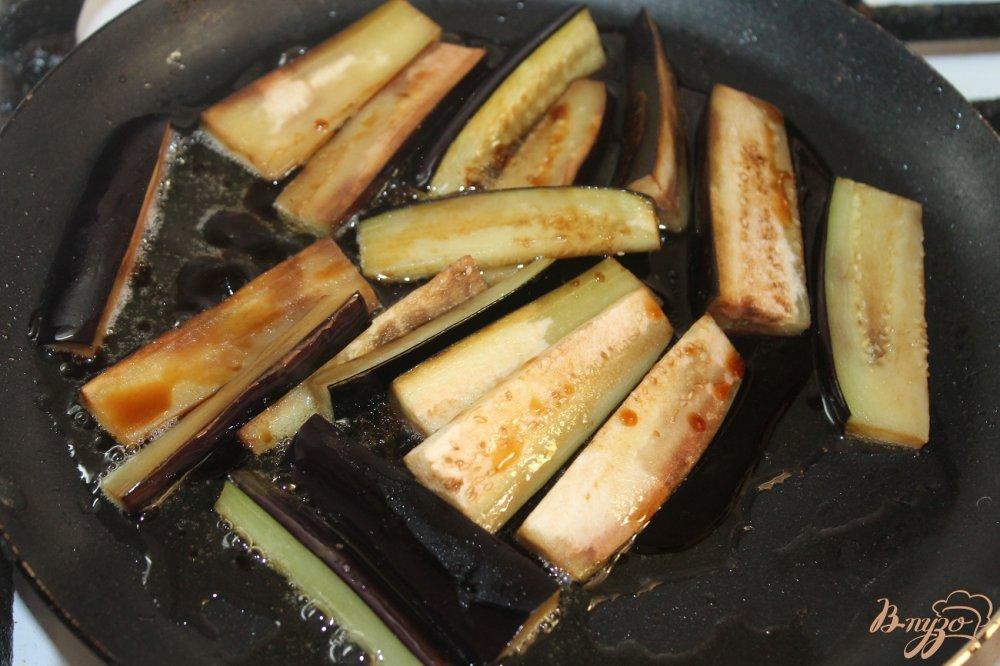 Баклажаны жареные в духовке рецепт фото
