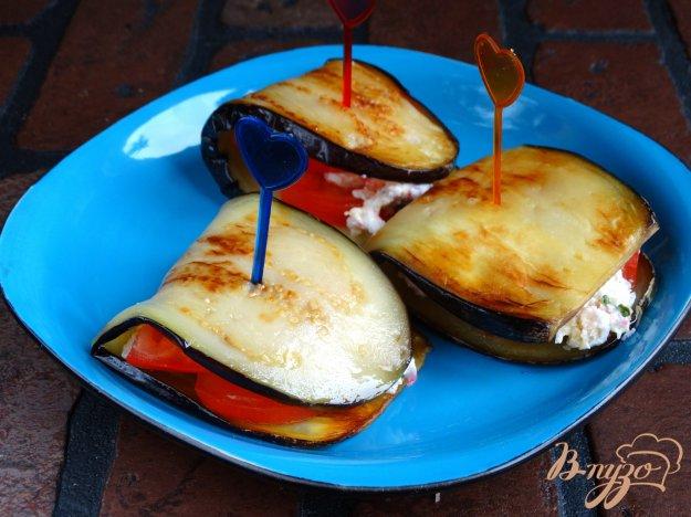 Закуска з баклажанів і крабових паличок. Як приготувати з фото