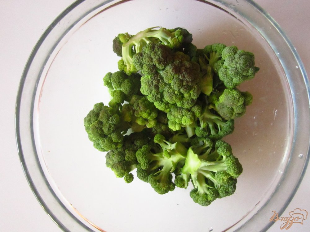 Рецепт Запеканка с брокколи и цветной капустой