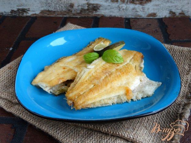 фото рецепта: Камбала жаренная в рисовой панировке