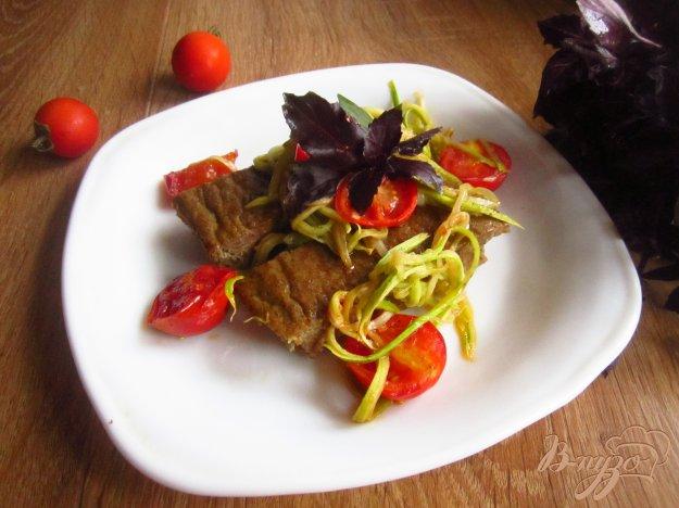 Суфле з печінки з овочами. Як приготувати з фото