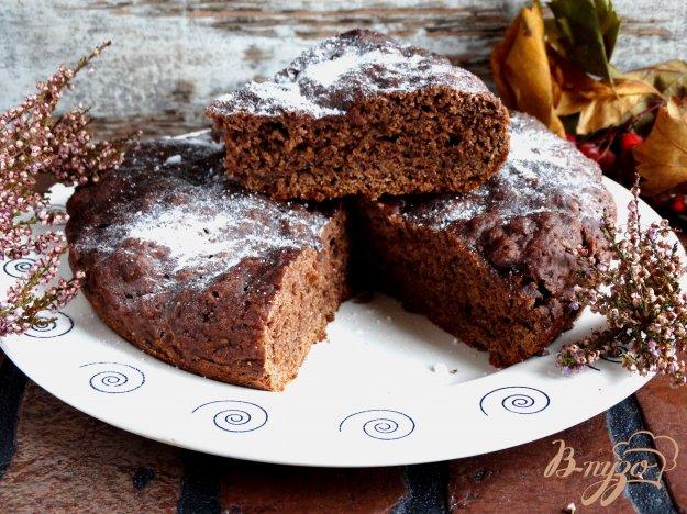 Шоколадний пиріг з кабачком. Як приготувати з фото