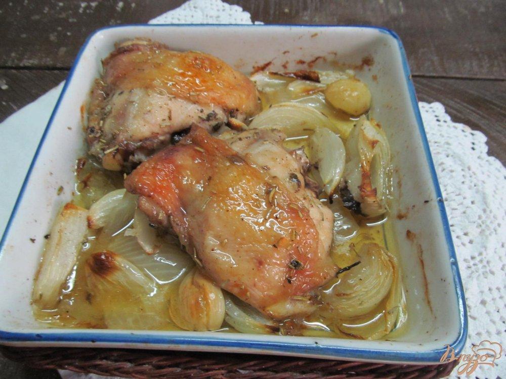 Бедра куриные с подливкой рецепт с пошагово
