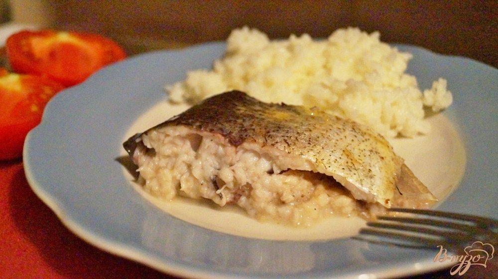 запечь рыбу в духовке в фольге рецепты