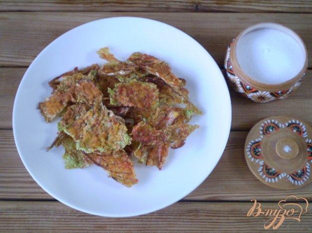 фото рецепта: Капустные чипсы