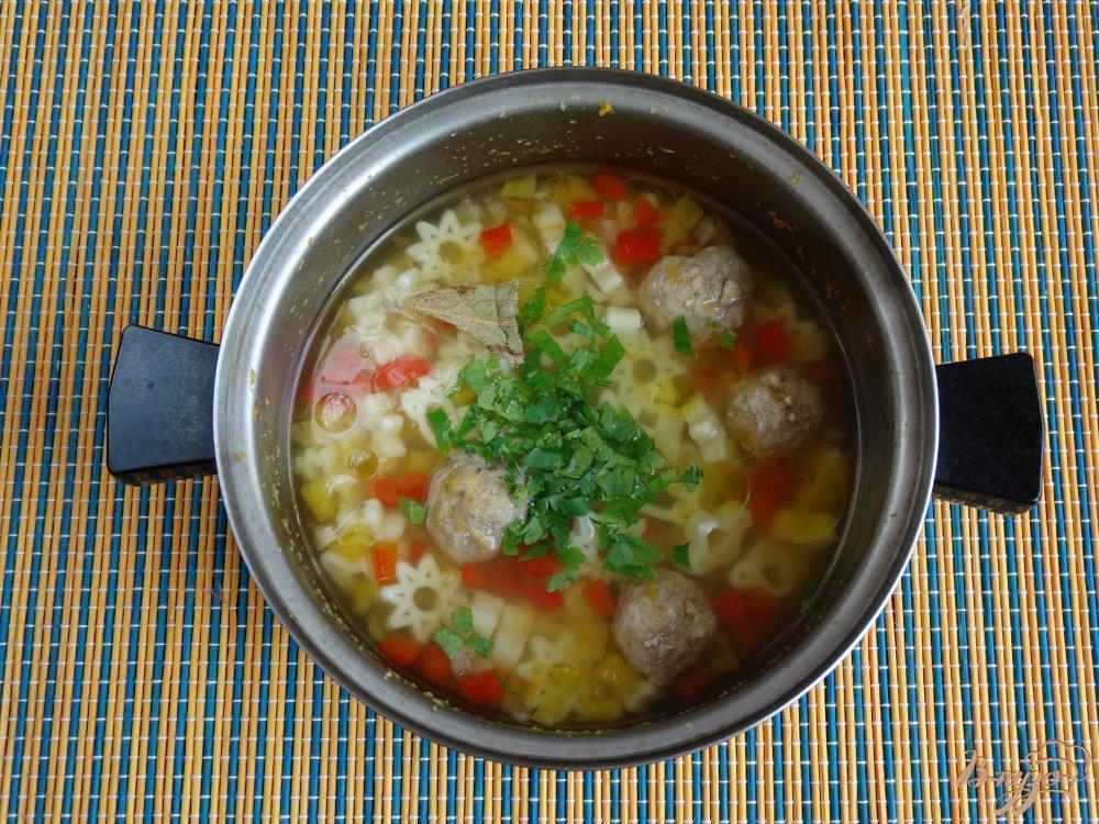 Суп из мяса пошагово с