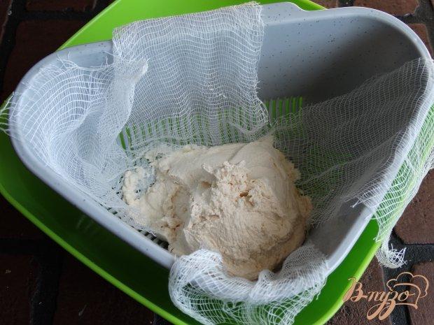 Рецепт Черничный десерт с крем-чизом