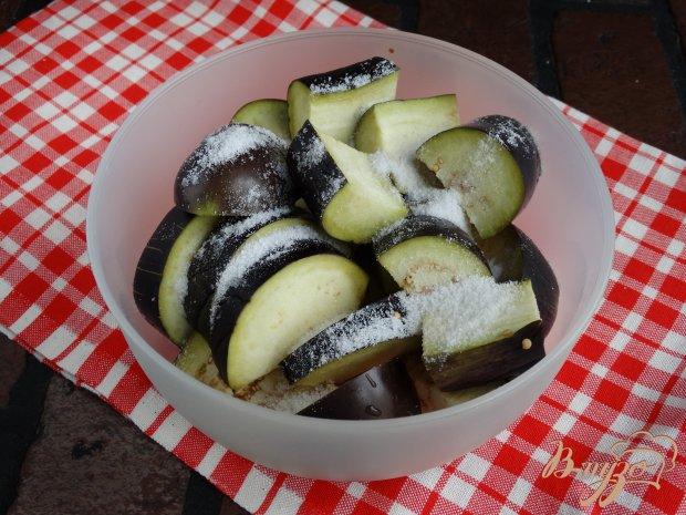 Рецепт Баклажаны в медово-лаймовой карамели