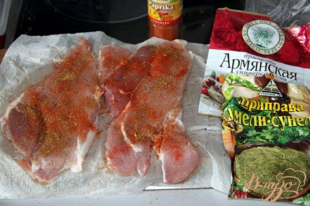 """Рецепт Мясо, запеченное по принципу """"Гирос"""""""