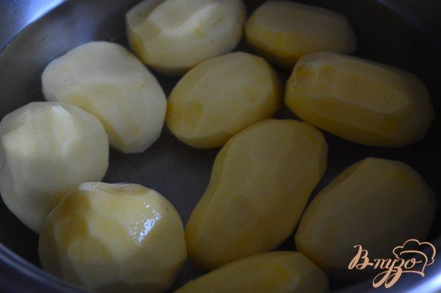 Рецепт Картофельно-яблочное пюре