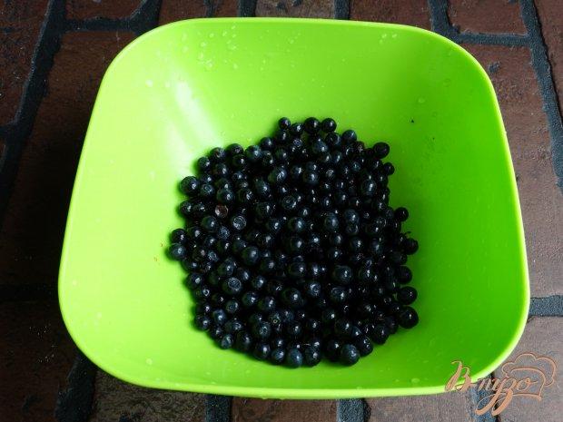 Рецепт Черника протертая с сахаром на агар-агаре