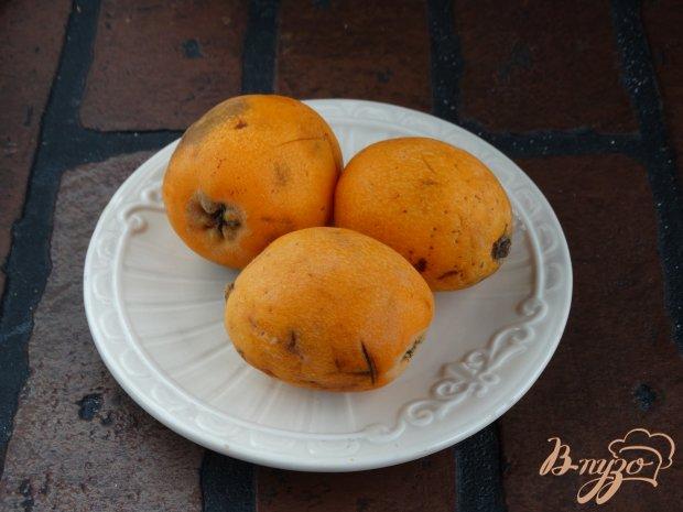 Рецепт Арбузный сорбет с локвой и ананасом