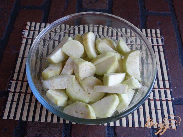 Рецепт Суп-пюре из баклажанов со сливками