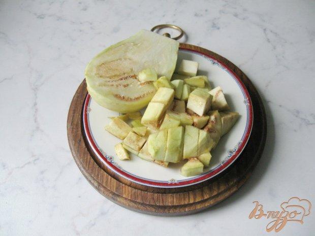 Рецепт Суп-пюре из баклажанов