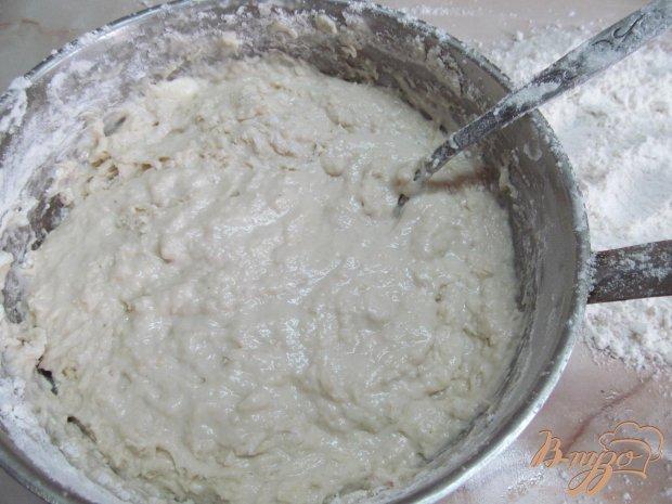 Рецепт Трехцветные булочки