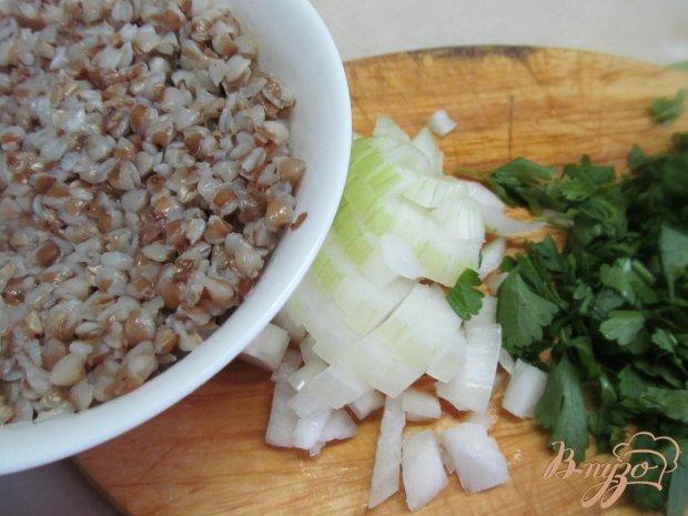 Рецепт Гречневая запеканка с курицей