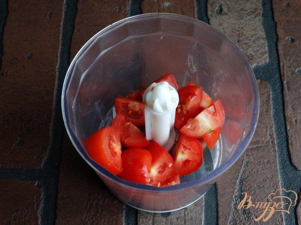 Рецепт Пенне в остром томатном соусе