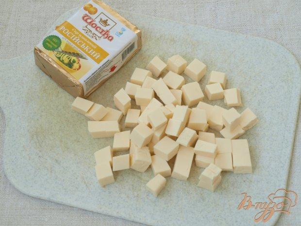 Рецепт Грибной суп с плавленым сыром