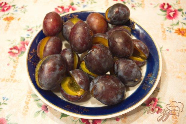 Рецепт Маринованная слива с корицей и чесноком