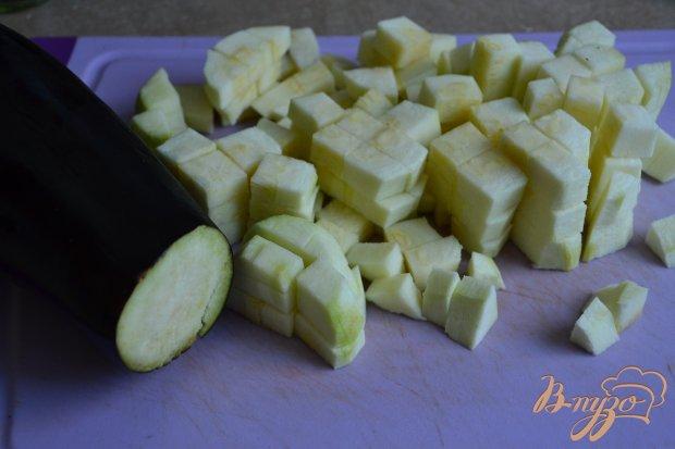 Рецепт Овощное рагу с яблоком и красной фасолью