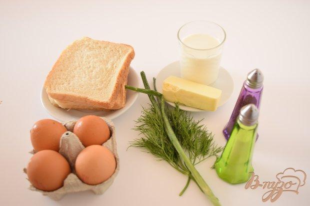 Рецепт Гренки в яично- сливочной смеси