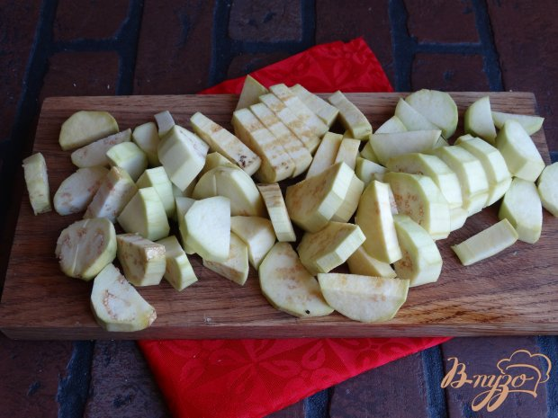 Рецепт Заморозка баклажанов на зиму - 2 способа