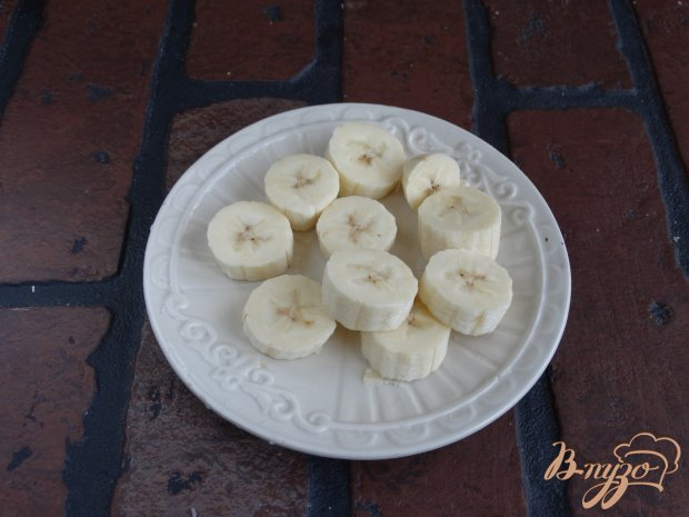Рецепт Смузи Киви-Черника-Банан