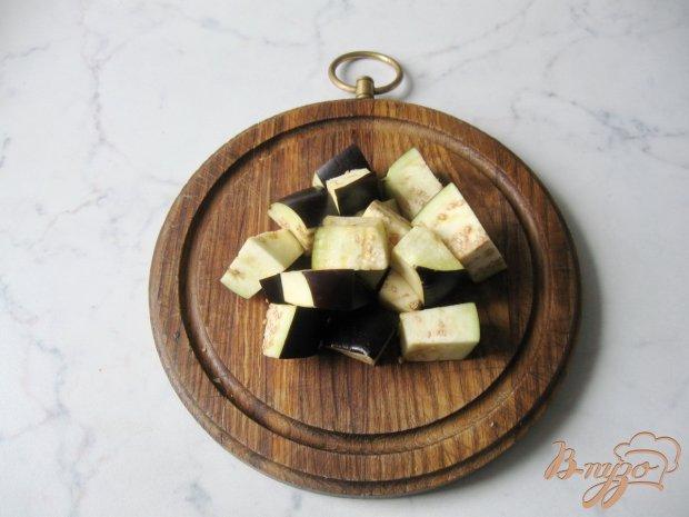 Рецепт Маринованные баклажаны быстрого приготовления