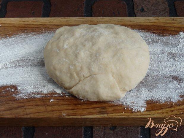 Рецепт Духовые пирожки с малиной и творогом