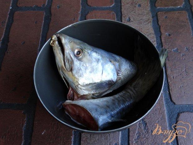 Рецепт Уха из горбуши