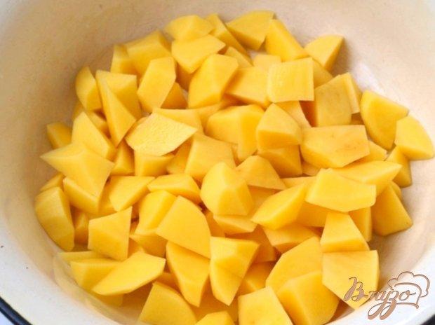 Рецепт Щи с килькой в томате