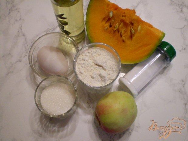 Рецепт Тыквенно-яблочные оладушки