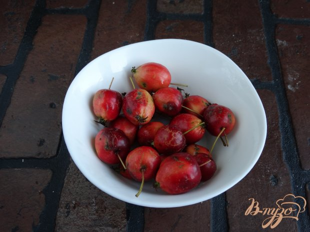 Рецепт Компот из райских яблок на зиму