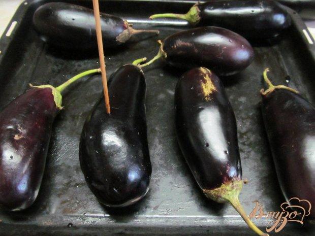 Рецепт Замороженные баклажаны