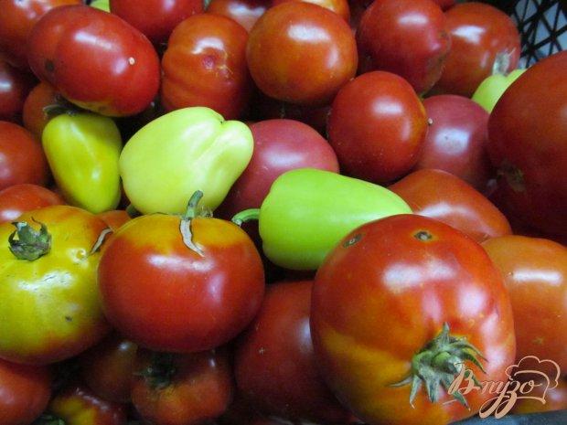 Рецепт Вяленые помидоры в сушилке
