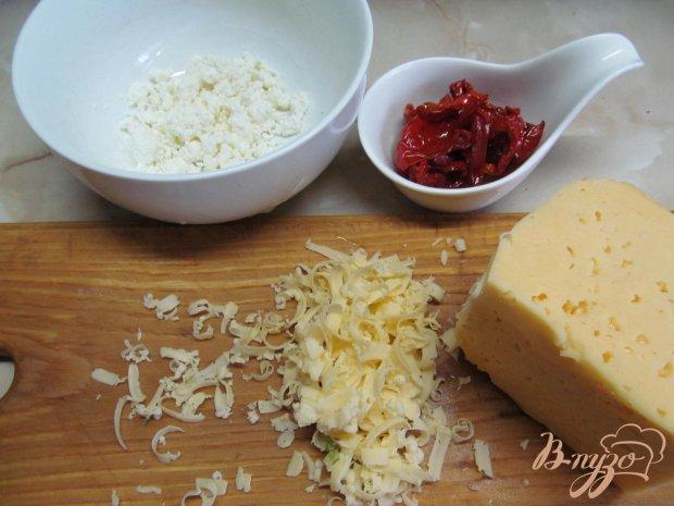 Рецепт Куриный рулет с вялеными помидорами