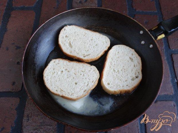 Рецепт Закусочные тосты с киви