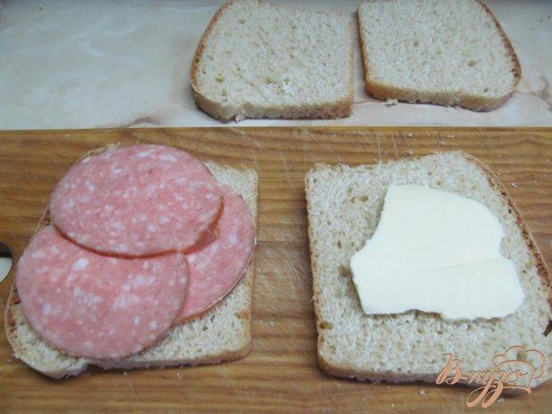 Рецепт Запечатанные бутерброды