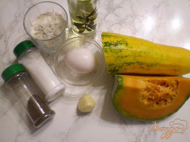 Рецепт Тыквенно-кабачковые оладьи