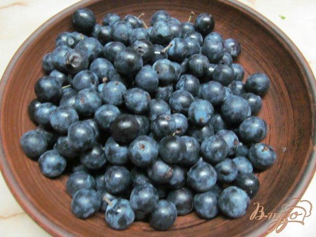 Рецепт Терн маринованный как оливки