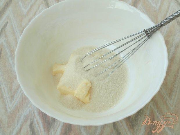 Рецепт Вкусный кекс с малиной