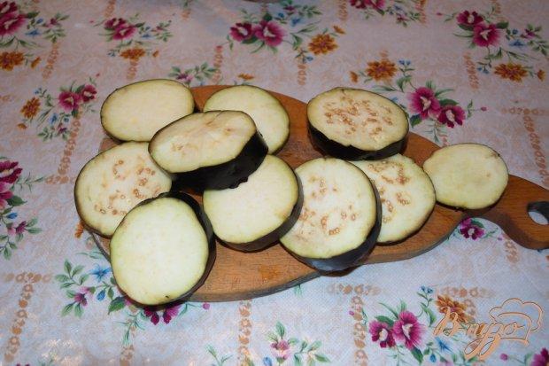 Рецепт Баклажаны- стопочки